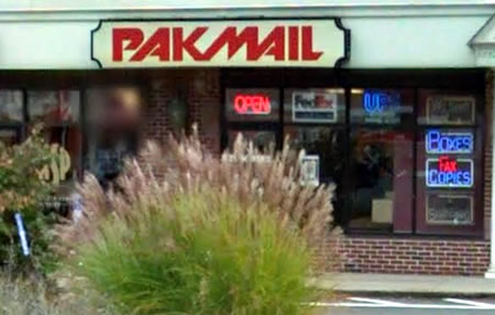 Pak Mail West Hartford